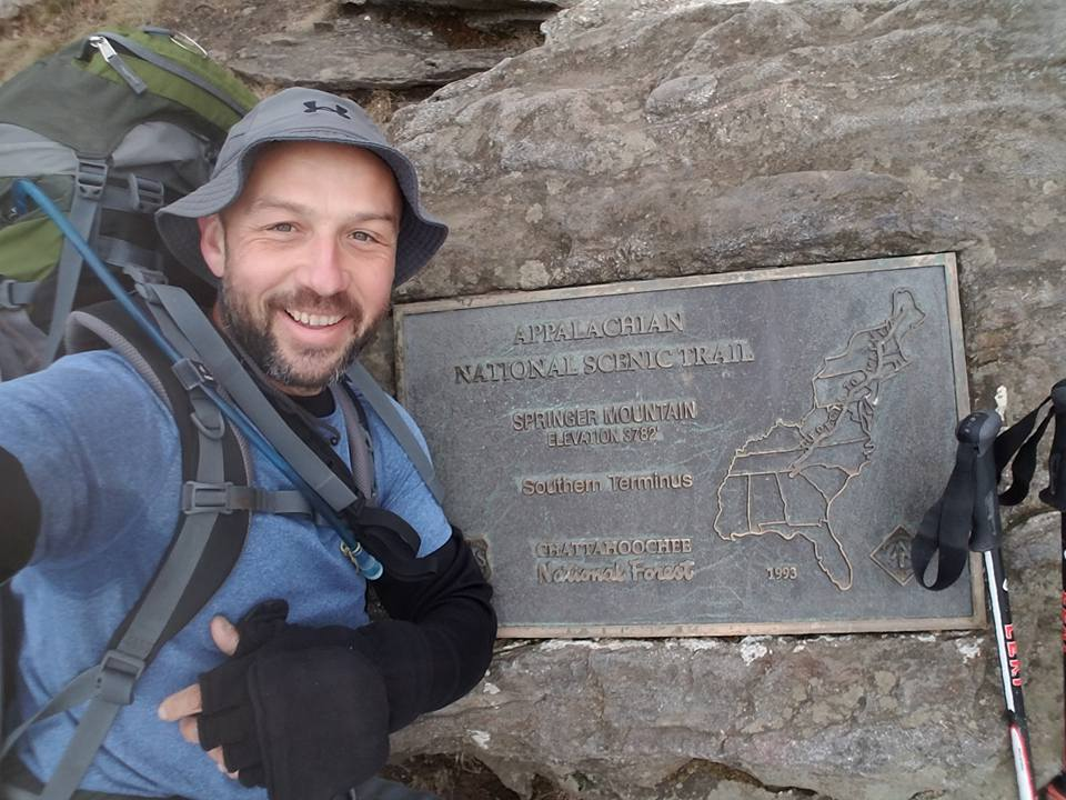 Finishing my Appalachian Trail thru-hike